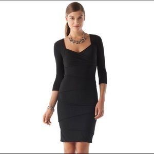 Slimming WHBM Fitted Dress